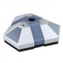 2MP-DOM-1.8 1080р 2.0 мега, объектив 1.8мм FishEye, IP65, PoE/DC