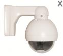QM-220K Мини-скоростная купольная всепогодная цветная камера