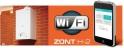 Wi-Fi термостат для электрических котлов (модель ZONT H-2)