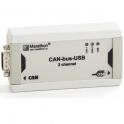 Двухканальный конвертер интерфейсов CAN-bus-USBnp
