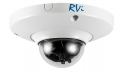 Антивандальная IP-камера видеонаблюдения RVi-IPC33M (6 мм) 3Мп