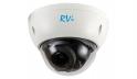 Антивандальная IP-камера видеонаблюдения RVi-IPC33V (2.8 мм) 3мп