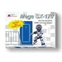 Беспроводная GSM сигнализация с WEB-интерфейсом Mega SX-170